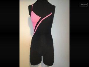 Zwempak zwart-roze