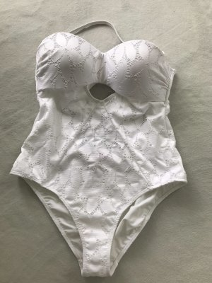 River Island Swimsuit white