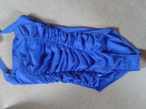 Badeanzug NEU, hübsches blau, weiches Material, sitzt sehr gut Gr.38