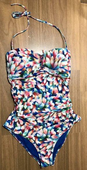 Costume da bagno multicolore
