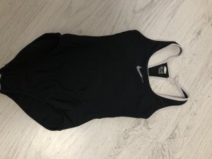 Nike Maillot de bain noir-blanc