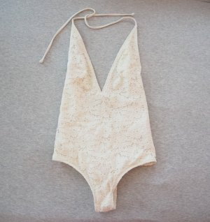 Swimsuit natural white