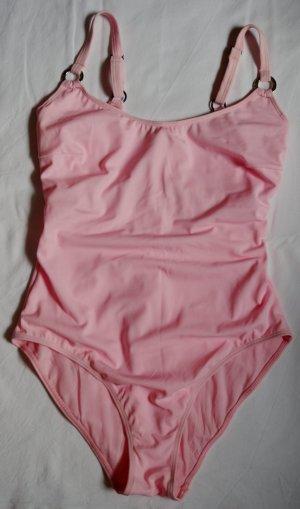 Badeanzug von SHE Gr.40/B rosa