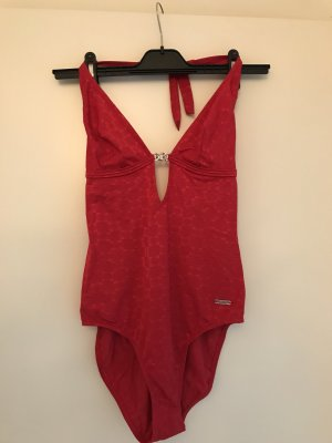 Triumph Swimsuit brick red