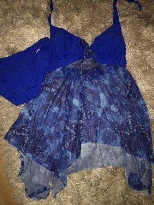 Badekleider 44 blau