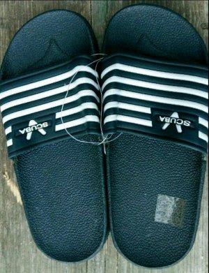 Badelatschen Hausschuhe Schuhe Schlappen Clogs Größe 37