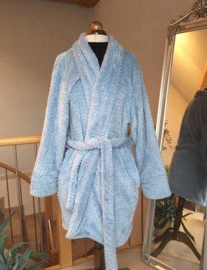 Peignoirs de bain bleu clair