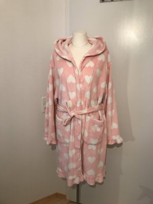 Bademantel Gr.XL Pink Fleece