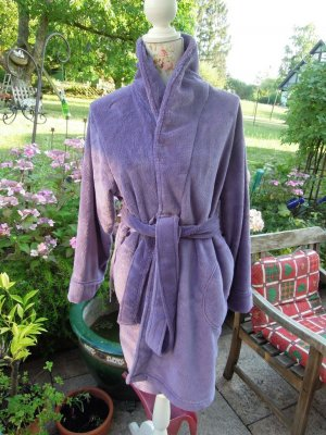 Tchibo / TCM Bata para baño violeta oscuro
