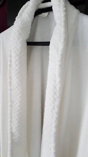 Bata para baño blanco