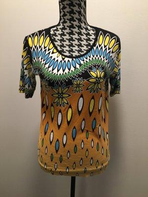 BADER buntes Shirt T-Shirt, Gr. 40, wie Neu