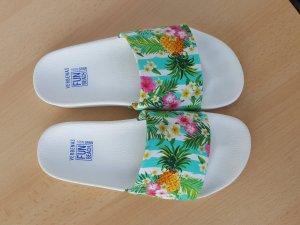 Sandalias de playa blanco