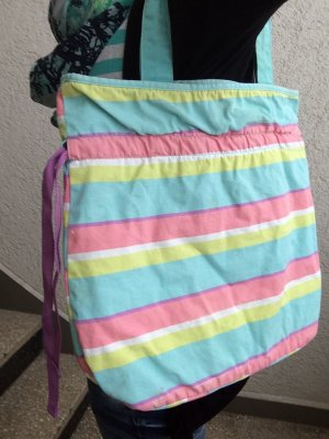 Six Canvas Bag multicolored