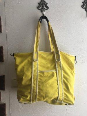 Badetasche von Marc O'Polo in gelb