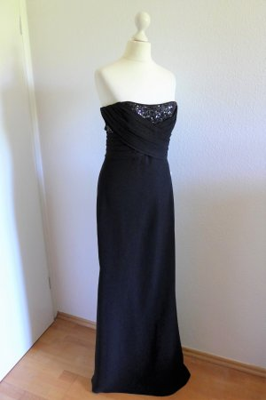 Badgley Mischka Evening Dress black