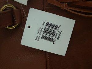Badgley Mischka Leder Tasche