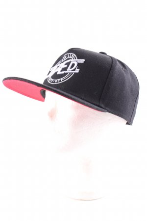 BAED Baseball Cap embroidered lettering athletic style
