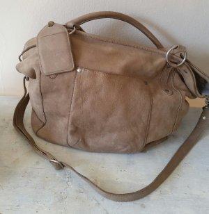 Cowboysbag Borsa shopper color cammello Pelle