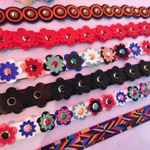 Double Belt multicolored