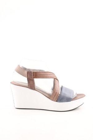 Bagatt Riemchen-Sandaletten mehrfarbig Casual-Look