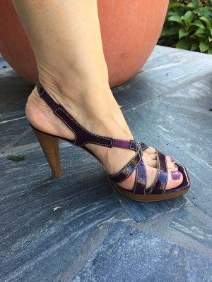 Bagatt High Heel Sandal blackberry-red