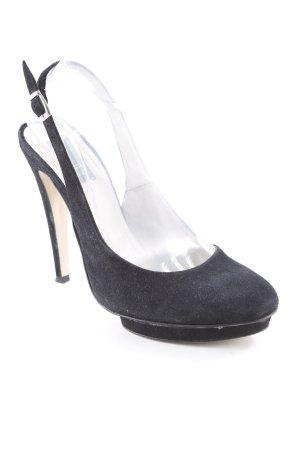 Bagatt Slingback pumps zwart elegant