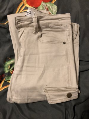 Baggy Jeans beige