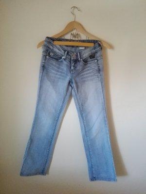 Baggy Jeans von 4Wards Kurzgröße D18