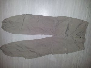 Baggy Pants Cargohose in oliv
