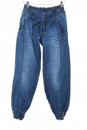 Baggy Jeans blue-slate-gray second hand look