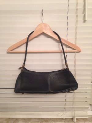 Carry Bag black leather