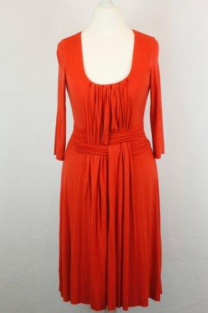 Bailey 44 Kleid Stretchkleid Gr. XS orange