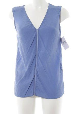 Bailey44 ärmellose Bluse kornblumenblau Elegant