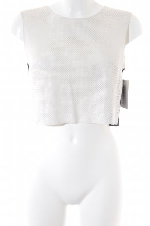 Bailey44 Cropped Top natural white-black street-fashion look