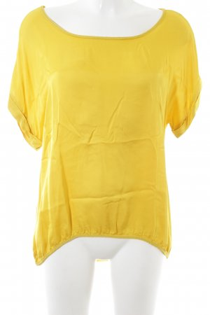 Bailly Diehl T-Shirt yellow casual look