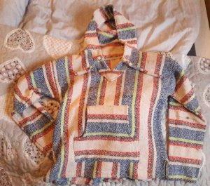 Baja Hoodie Bajahoodie Sweater Kapuze Mexiko Hippie Boho Festival