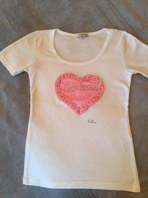 BALBINA - T-Shirt mit Verzierungen