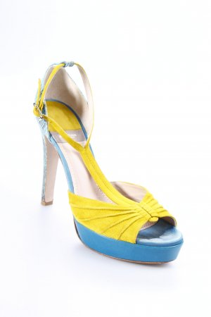 Baldan High Heel Sandal multicolored elegant