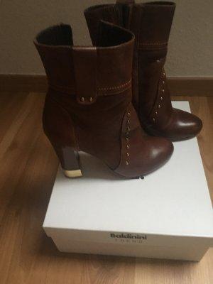 Baldinini Booties brown leather