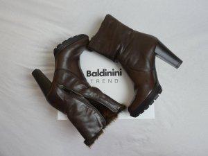 Baldinini Boots mit echtem Fell gefüttert Gr. 37 bis 38