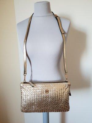 Baldinini Shoulder Bag gold-colored