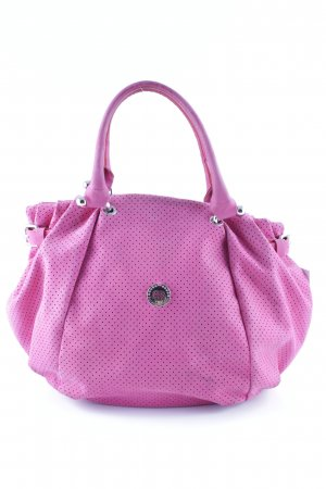 Baldinini Carry Bag pink casual look