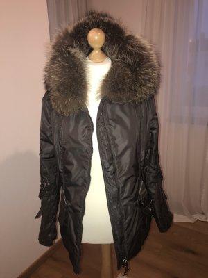 Baldinini Between-Seasons Jacket dark brown