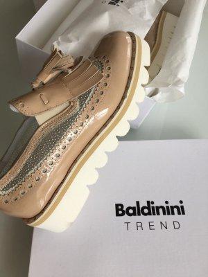 Baldinini Moccasins cream
