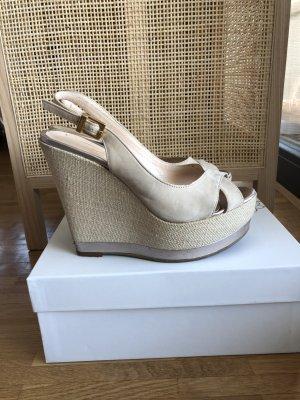 Baldinini Platform Sandals cream