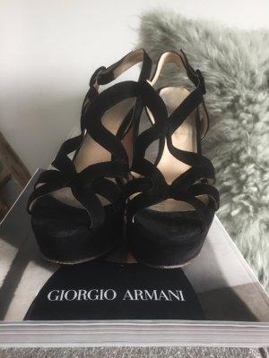 Baldinini Platform Sandals black