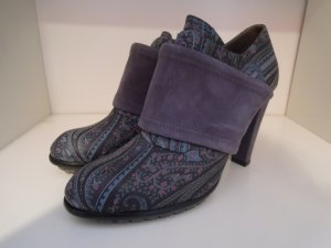 Baldinini Stivaletto slip-on multicolore Pelle
