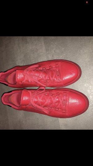 Balenciaga Sneakers red