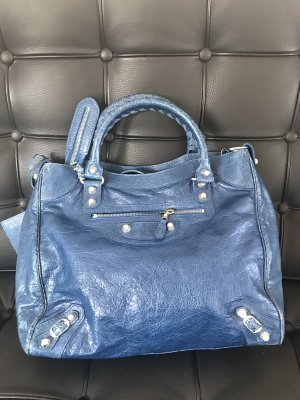 Balenciaga Handbag multicolored leather