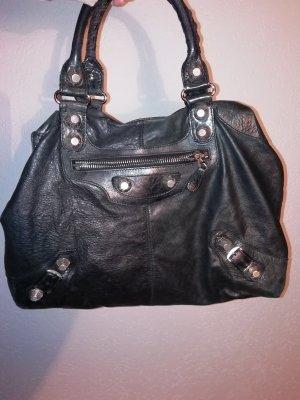Balenciaga Handbag black leather